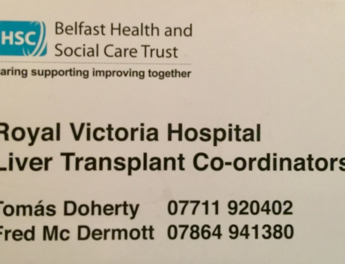 Transplant Co-ordinators