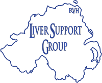 RVH Liver Support Group Logo