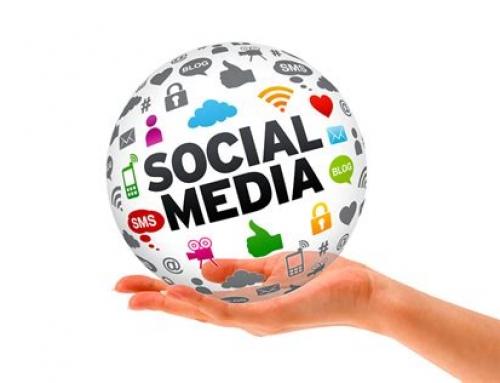 New Social Media Channels Added