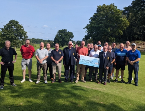 Lambeg Golf Club Charity Event