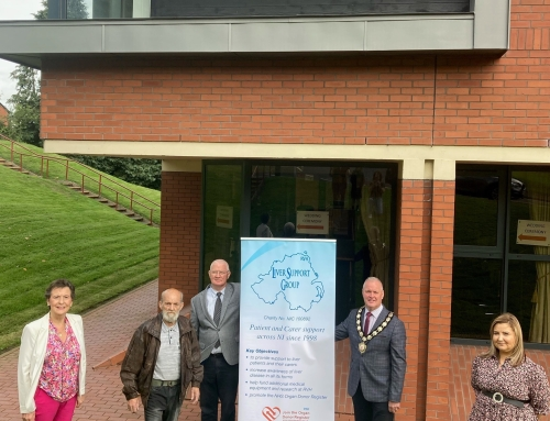 Mid Ulster Council meets RVH LSG